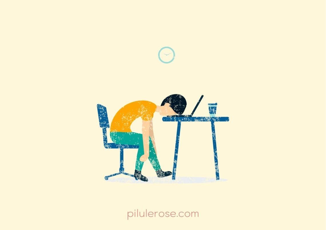 fatigue nerveuse et épuisement